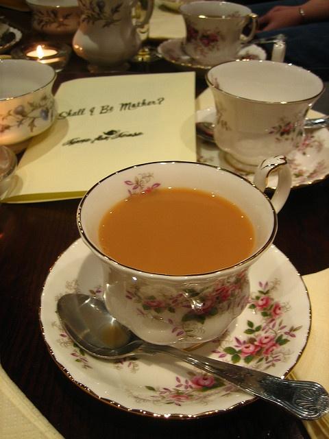 Hosting A Tea Party Etiquette