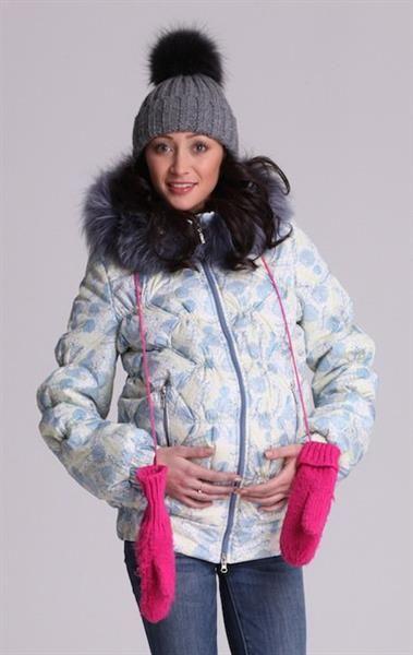 Зимняя куртка для беременных наполнитель