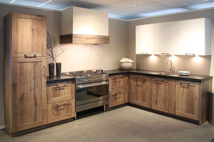 Landelijke keuken db keukens keuken pinterest - Onderwerp deco design keuken ...