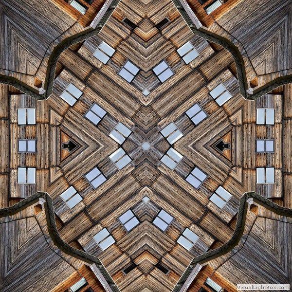 maurizio cintioli : buildings - avoriaz (shared via SlingPic)