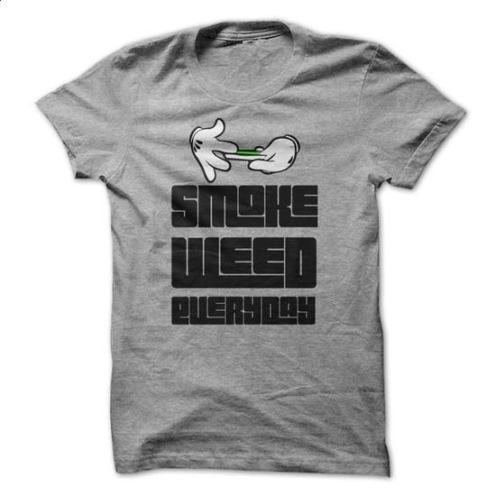 Smoke Weed Everyday - #cute hoodies #plain black hoodie. BUY NOW => https://www.sunfrog.com/No-Category/Smoke-Weed-Everyday.html?60505