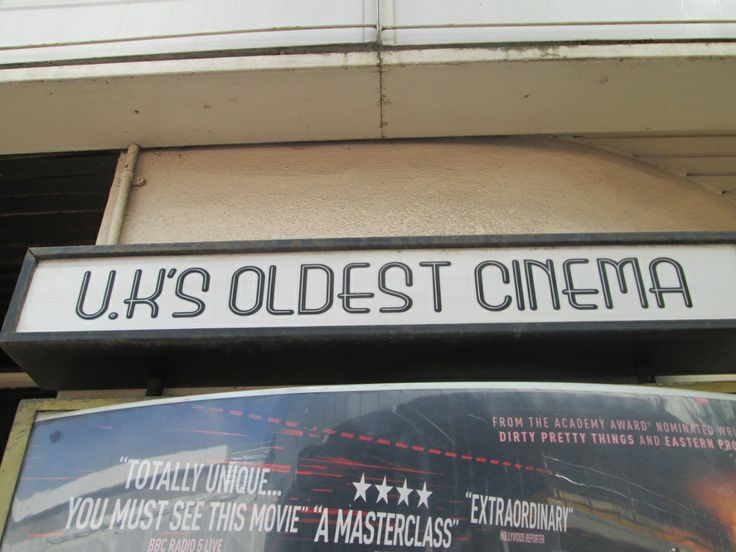 Electric Cinema, Birmingham - UK's oldest cinema