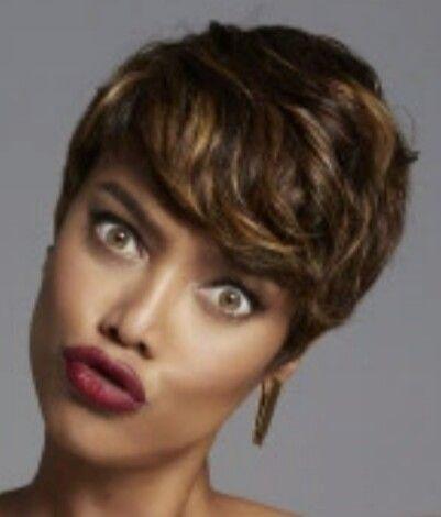 Pretty goofy Tyra Banks