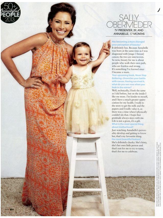 Who Magazine, February 2013