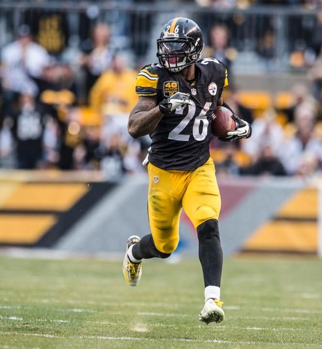 Le'Veon Bell, Steelers RB