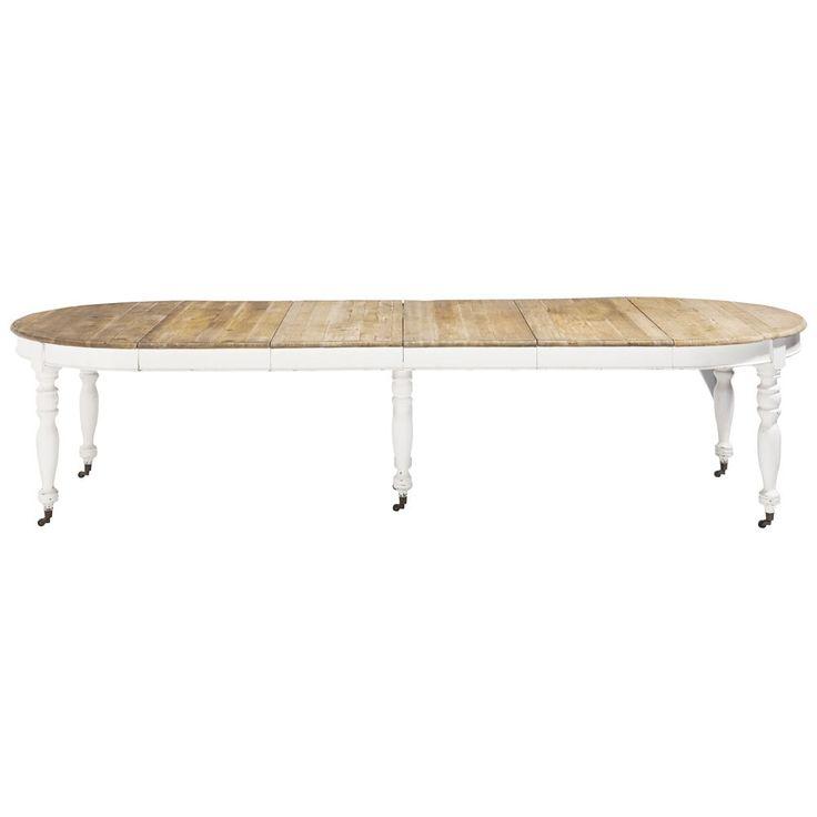 17 meilleures id es propos de mesa de escrit rio redonda for Table et chaise de salle a manger maison du monde