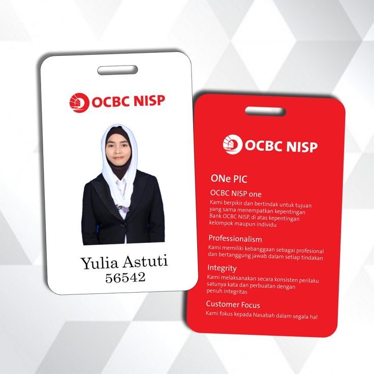 Best Cetak Id Card Images On   Jakarta Lanyards And
