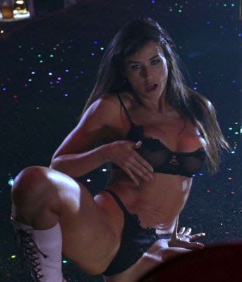 Demi moore strip tease picture