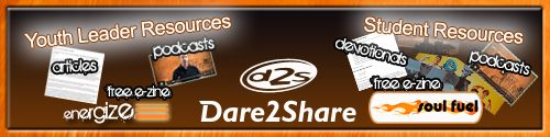 Youth Bible Study Lessons : Dare2Share