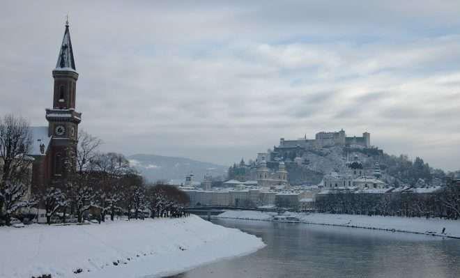 Día 2. La ciudad de Mozart: Salzburgo (Austria)