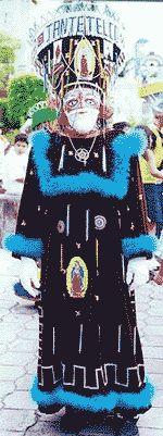traje tipico de morelos chinelos -