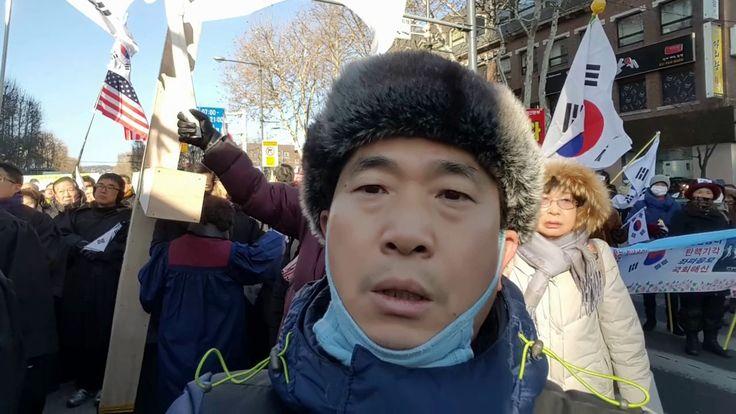 헌재 탄핵기각만이 1975년4월30일 월남공산화 길로 가고 있는 대한민국을 구출 할 수 있다.(남굴사대표 김진철목사)