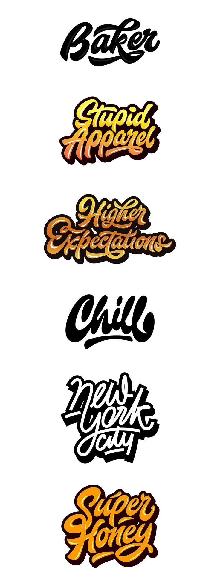 Kirill Richert on Behance http://jrstudioweb.com/diseno-grafico/diseno-de-logotipos/