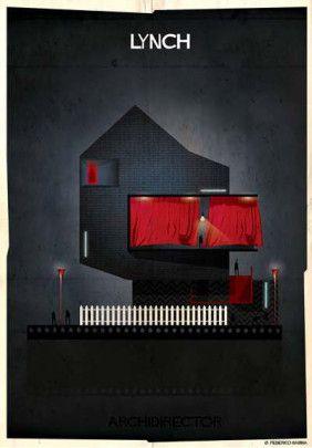 "Federico Babina - from series ""Archidirectors"" - Lynch -  http://federicobabina.com/"