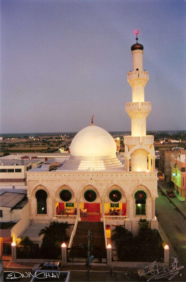 Mezquita en Ramadan