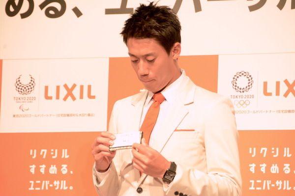 錦織圭、東京五輪への抱負を語る「ホームカントリーは大きなアドバンテージ」
