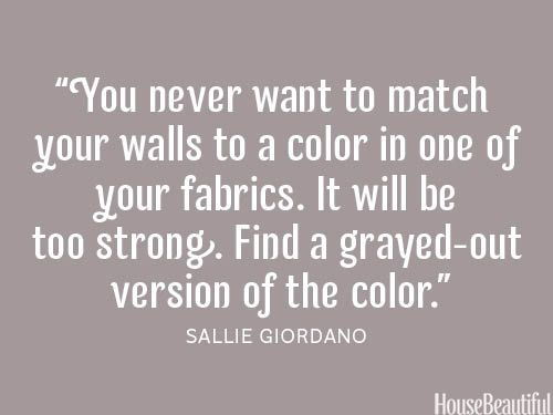 Paint tip - this is so true!