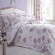 Dorma Lilac Lilian Bedlinen Collection