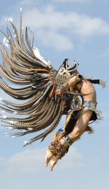 Cedron's festival costume