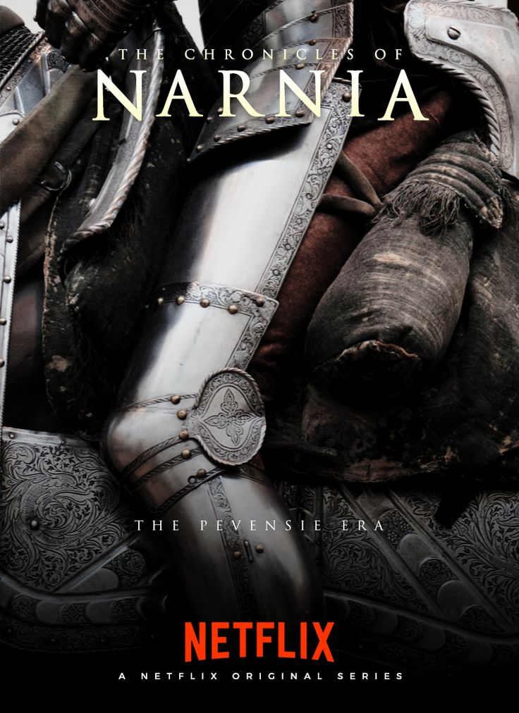 "netflix originals series: the chronicles of narnia, the pevensie era""The series tells the story of four ordinary children: Peter, Susan, Edmund, and Lucy Pevensie, who have been evacuated to the..."