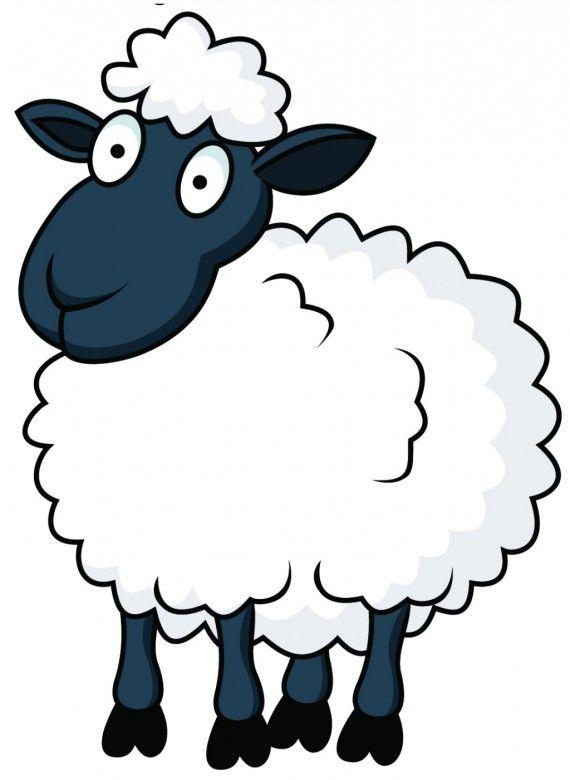 funny eid-ul-adha sheep cartoon picture 9