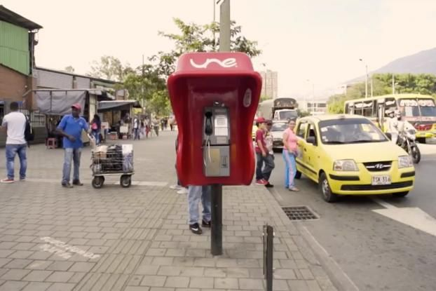 Colombia's 'Payphone Bank' Wins the Cannes Product Design Grand Prix - Video - Creativity Online