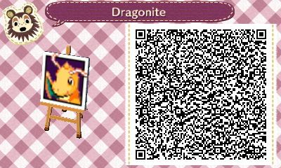 Fresh from NewArbor: Dragonite Pattern