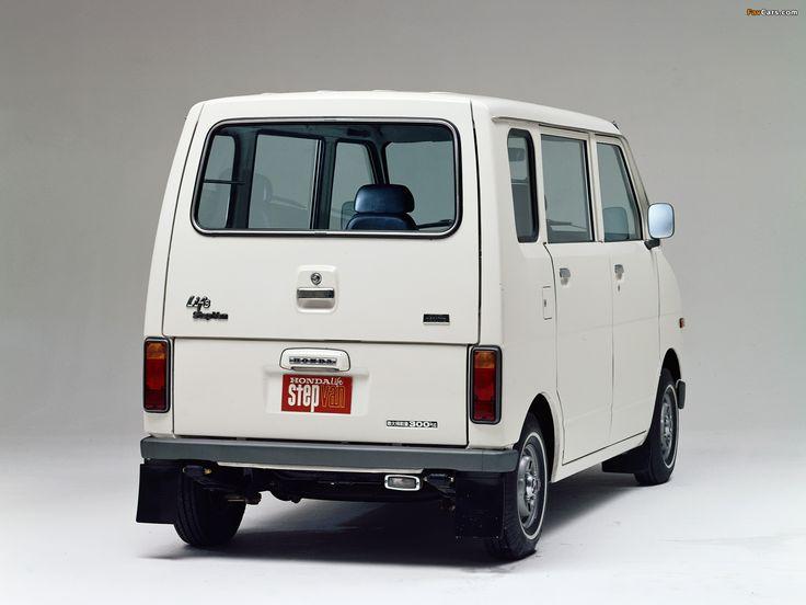 '72 Honda Life step Van