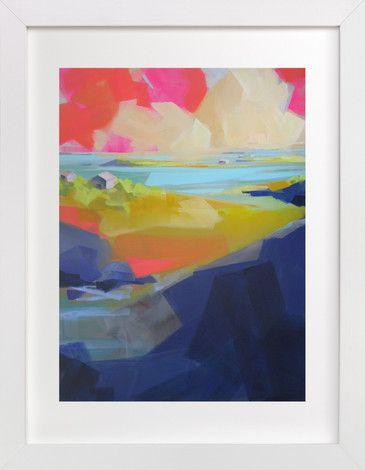 Gone Coastal by Jess Franks at minted.com