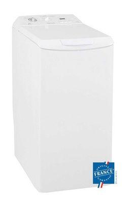 Lave linge ouverture dessus Vedette FRANCAISE. Le dernier lave-linge fabriqué en France...