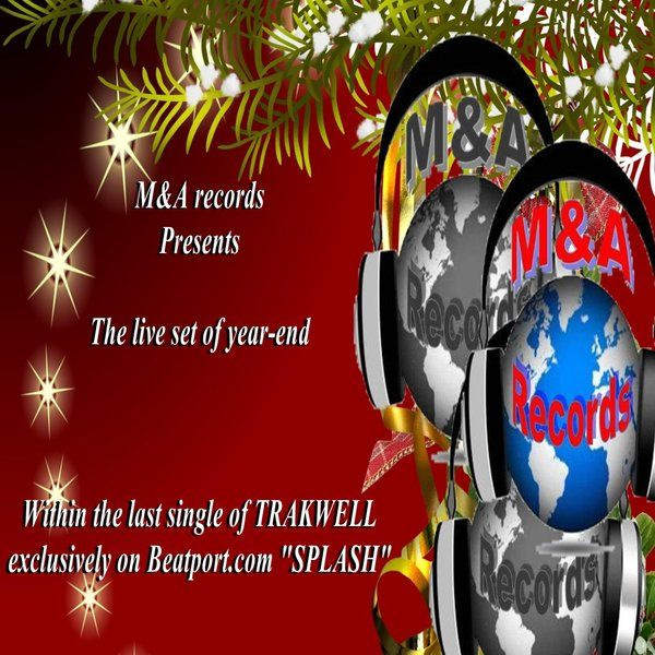 "Check out ""M&A records presents the live set of year-end"" by TRAKWELL on Mixcloud"