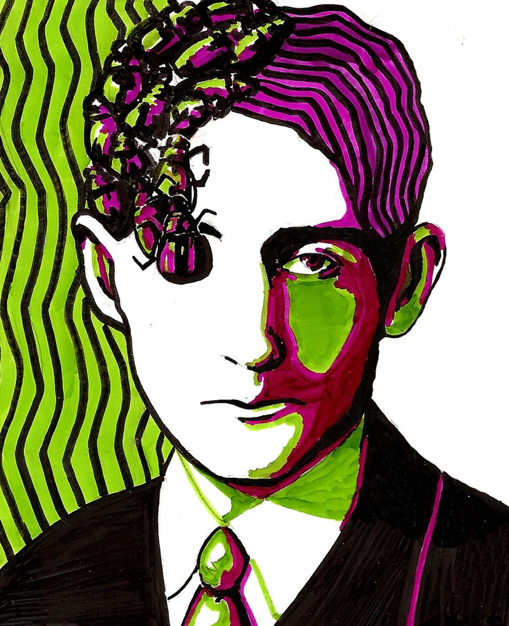 kafka transformation Then ask students to think about franz kafka's masterpiece, metamorphosis   discuss the compelling symbol at the centerpiece of the novel — gregor samsa's .