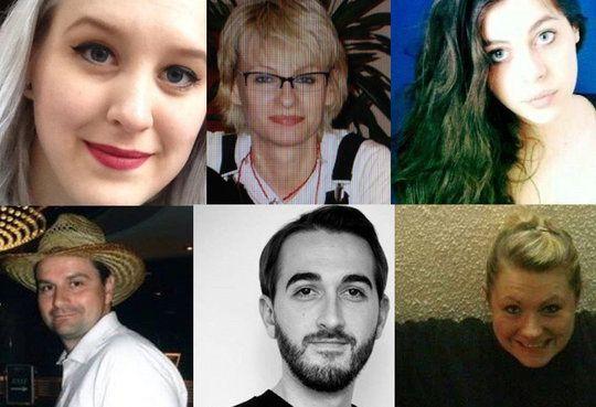 Facebook et Twitter : #RechercheParis, une liste des victimes disparues du Bataclan