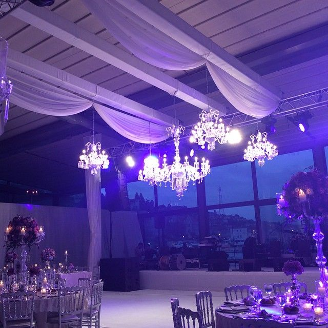 A Wedding At Suada 6 Th September 2014 By KM Events Purple ReceptionsWedding DecorReception