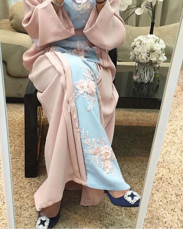 IG: byalmuna || Modern Abaya Fashion || IG: Beautiifulinblack