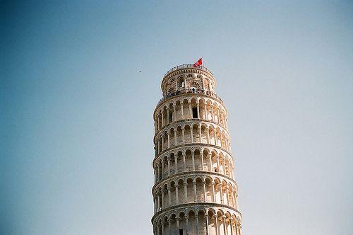 tower of pisa