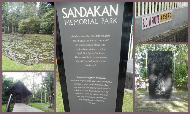 Sights to see in Sandakan