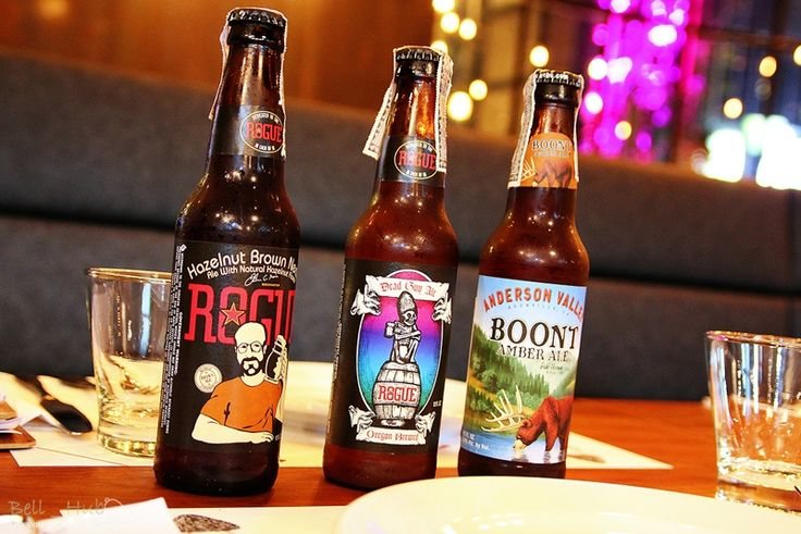 Craft beers from the USA, now being served at Shuffle #bangkok #rainhill