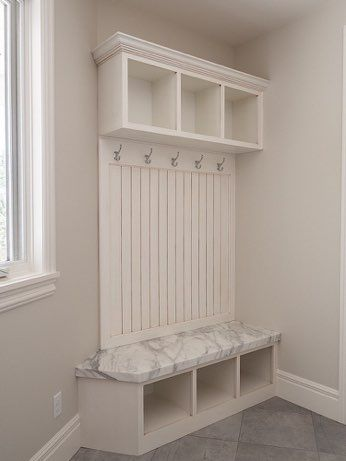 Painted Mud Room Bench Amp Coat Rack Room Bench Laundry