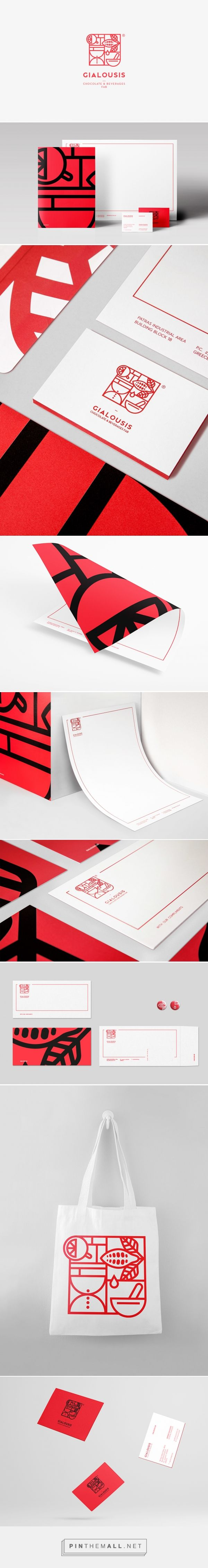 Gialousis Branding | | Luminous Design Group... - a grouped images picture - Pin Them All