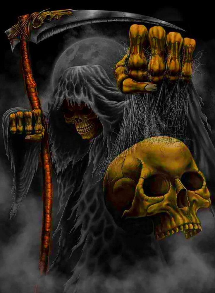 Angel Girl And Skulls Wallpaper Best 25 Grim Reaper Drawings Ideas On Pinterest Grim