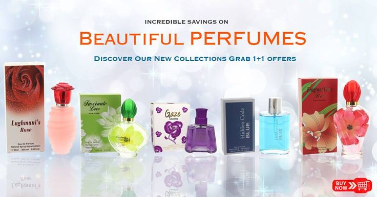 1+1 Offers On #Perfumes at #4pound.Order now and get more discounts here!!! Buy Now: http://www.4pound.co.uk/perfumes  #perfumes #4poundstore