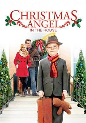 Cover image for Christmas angel in the house