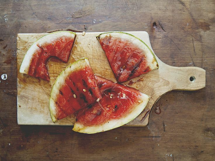 Recipe: Spicy Grilled Watermelon / Blog / Need Supply Co. | salads ...