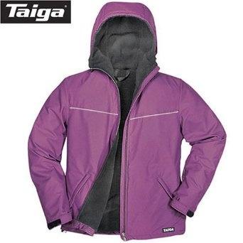 TAIGA Chillstopper Plus - Women's Fleece Lined Jacket Windbreaker ...