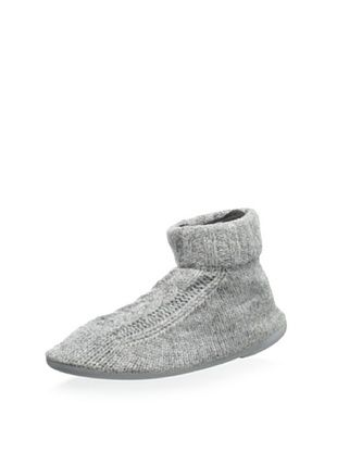 76% OFF Cienta Kid's 21 Knit Bootie (Grey)