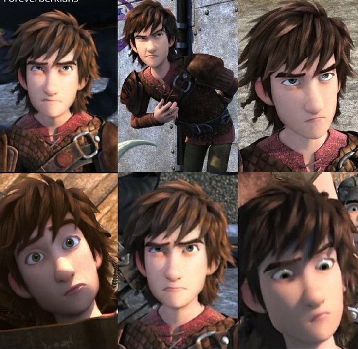 Loved Hiccup so much in this episode!!! He has mastered his annoyed/upset face. Such a cutie!!!