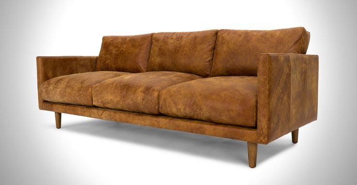 $1800 - Nirvana Dakota Tan Sofa - Sofas - Article | Modern, Mid-Century and Scandinavian Furniture