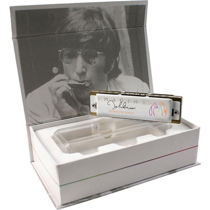HohnerJohn Lennon Signature Series Harmonica