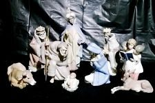 LLADRO NATIVITY SET*** ,MINT CONDITIONS $3500